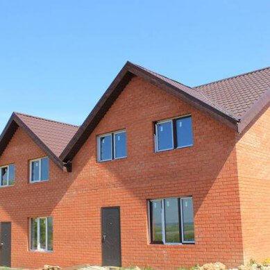 строительство домов с использованием опалубки